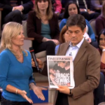 Sharon Simons on The Dr Oz Show