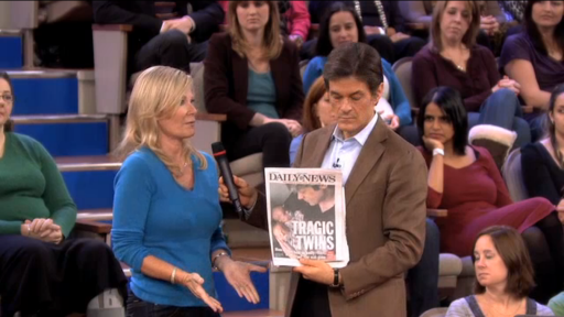 MomatLast Story on the Dr Oz Show
