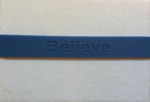 Believe Bracelet
