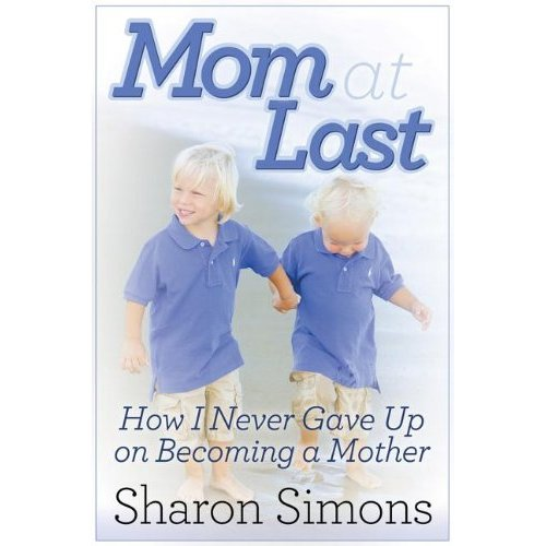 The Mom at Last Memoir on Sale Now