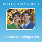 Matt and Trey Love Adoption