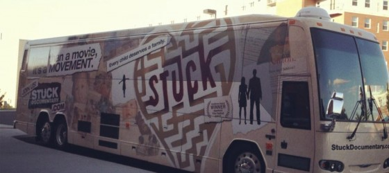 stuck adoption documentary tour